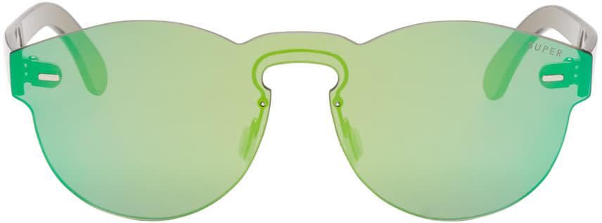 Super Green Tuttolente Paloma Sunglasses