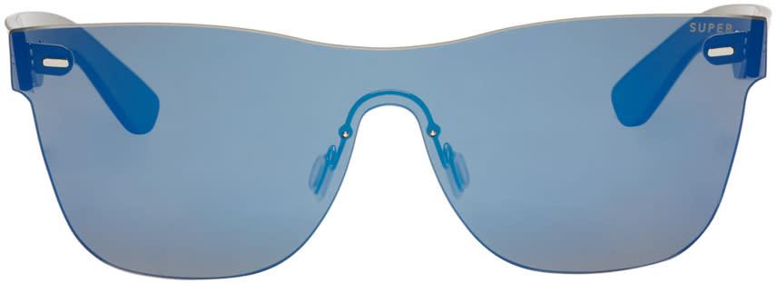 Super Blue Tuttolente Classic Sunglasses