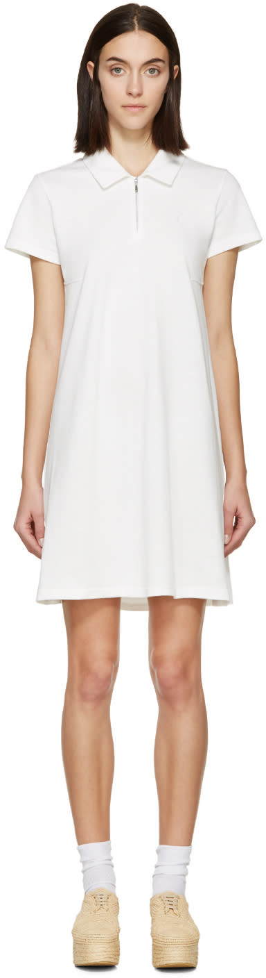 Opening Ceremony White Polo Torch Dress