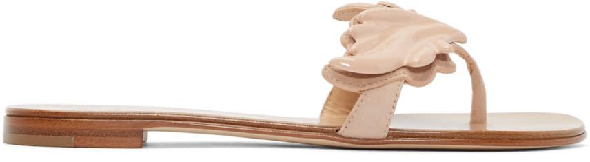 Giuseppe Zanotti Pink Wing Nuvorock Sandals
