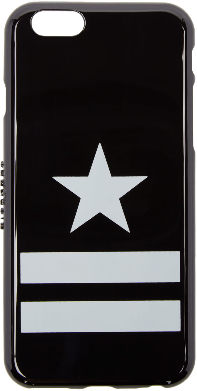 Givenchy Black Star Iphone 6 Case