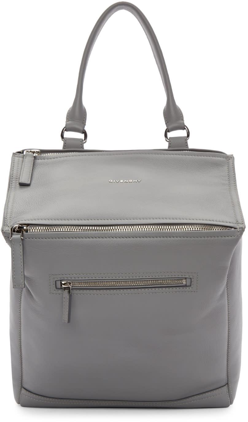 Givenchy Grey Pandora Backpack