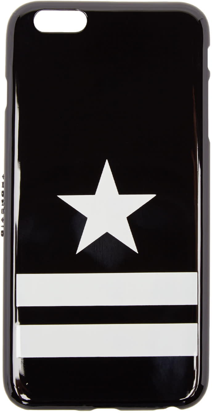 Givenchy Black Stars and Stripes Iphone 6and Case