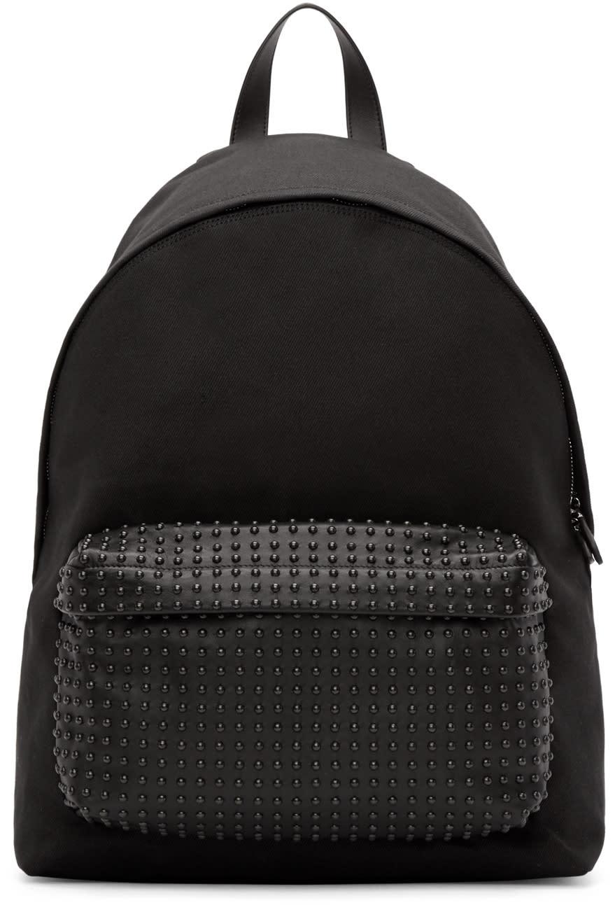 Givenchy Black Studded Backpack