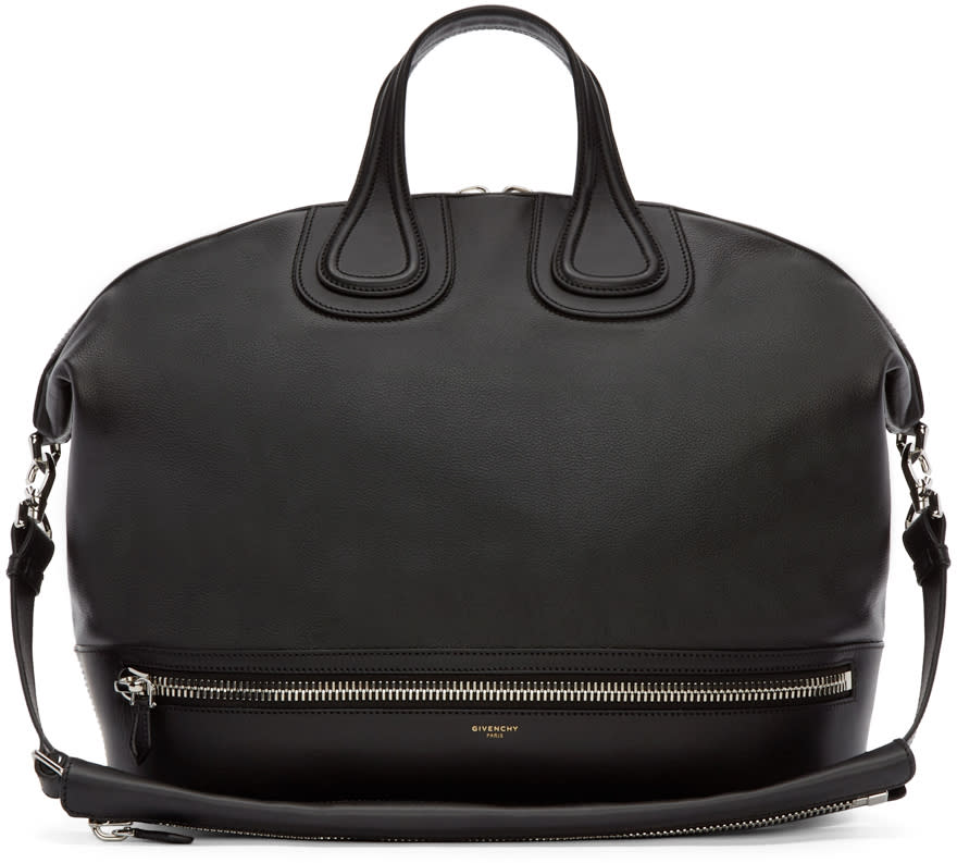 Givenchy Black Nightingdale Tote Bag