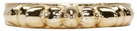 Pamela Love Gold Tribal Spike Ring