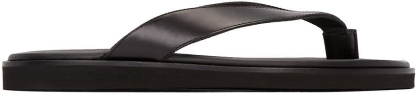 Want Les Essentiels Black Dumont Sandals
