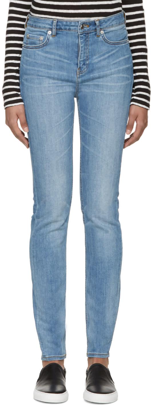 Blk Dnm Blue 22 Jeans