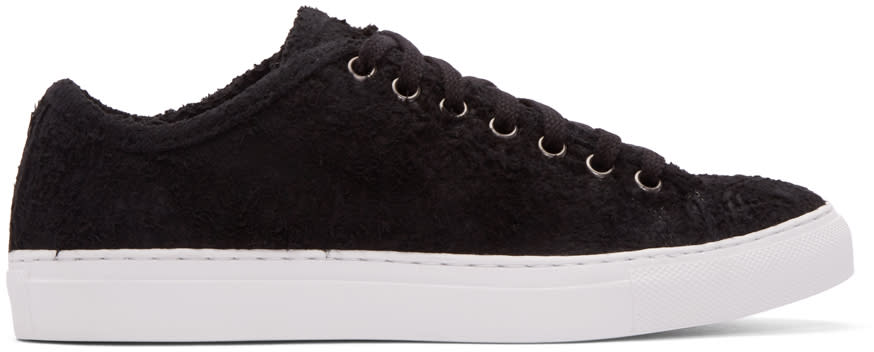 Diemme Ssense Exclusive Black Veneto Sneakers