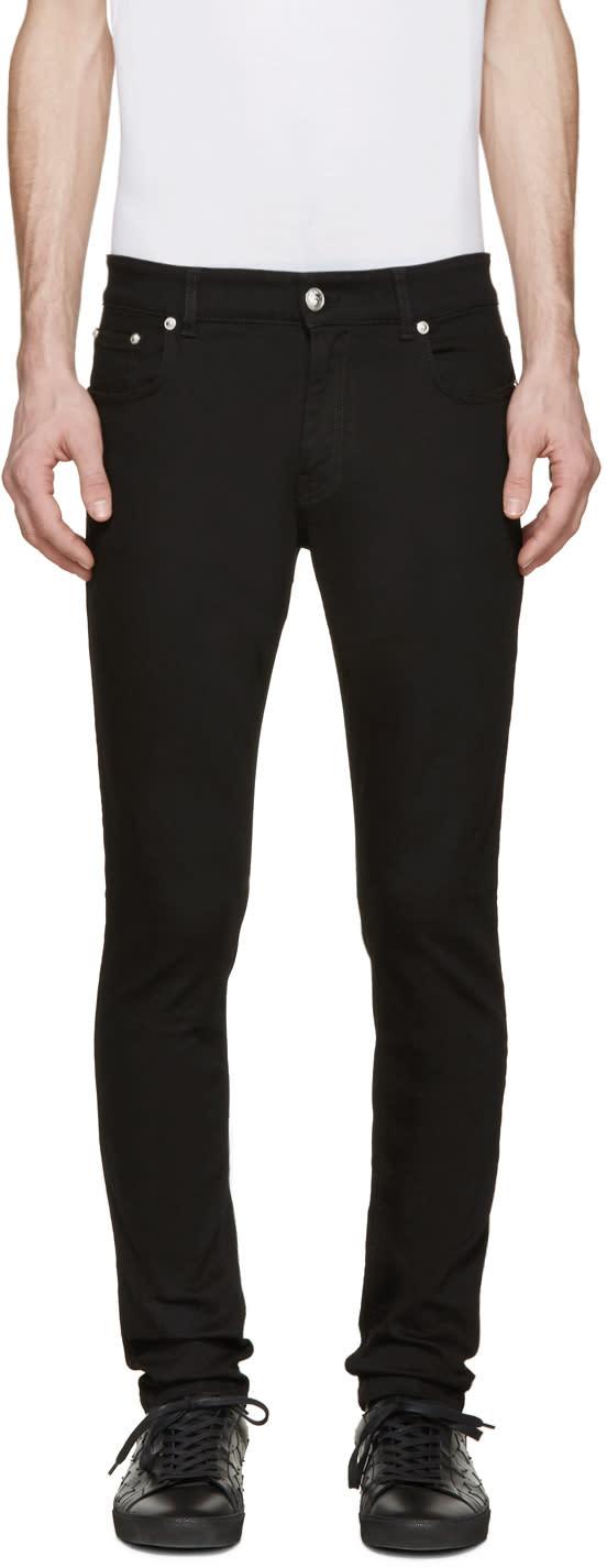 Versus Black Slim Jeans