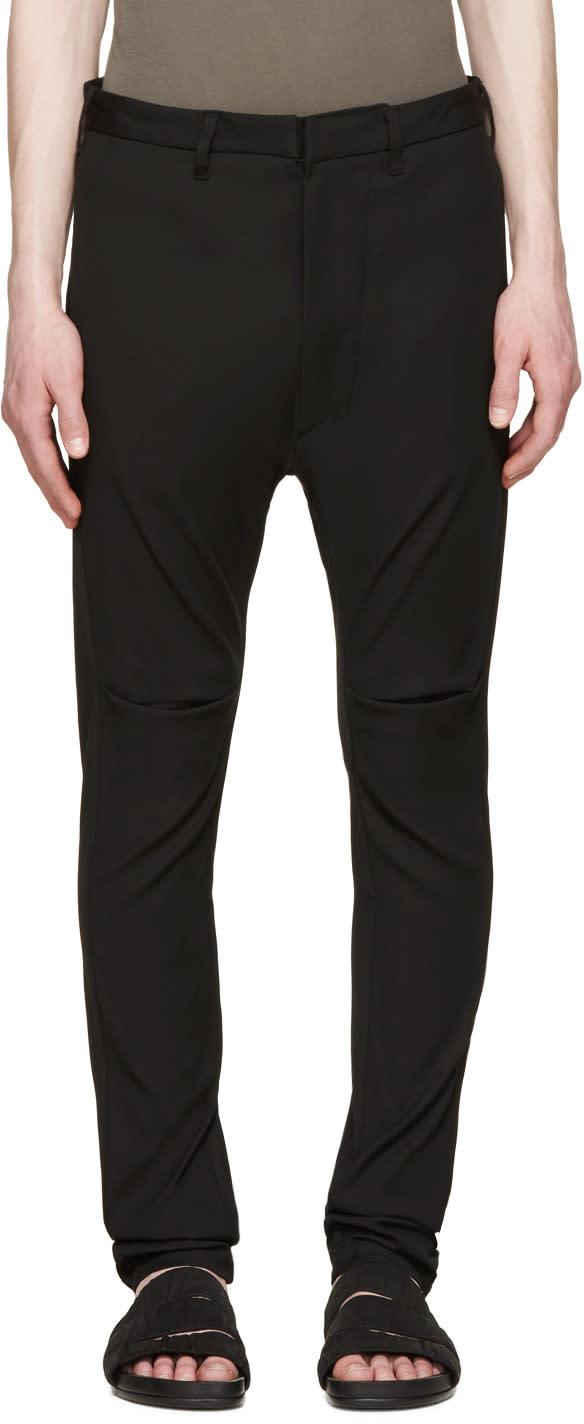 Julius Black Skinny Sarouel Trousers