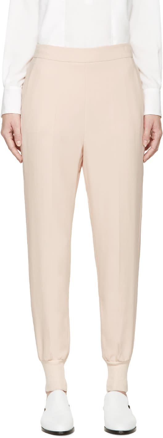 Stella Mccartney Pink Julia Trousers