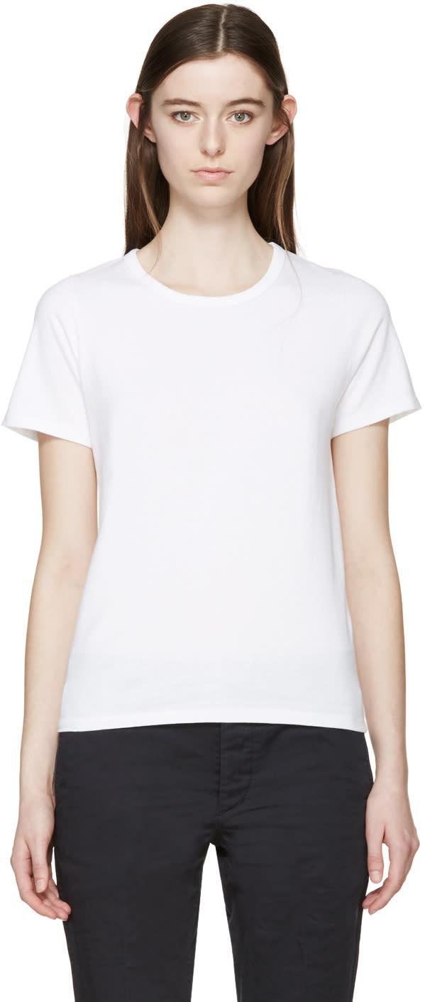 Visvim White Vintage T-shirt