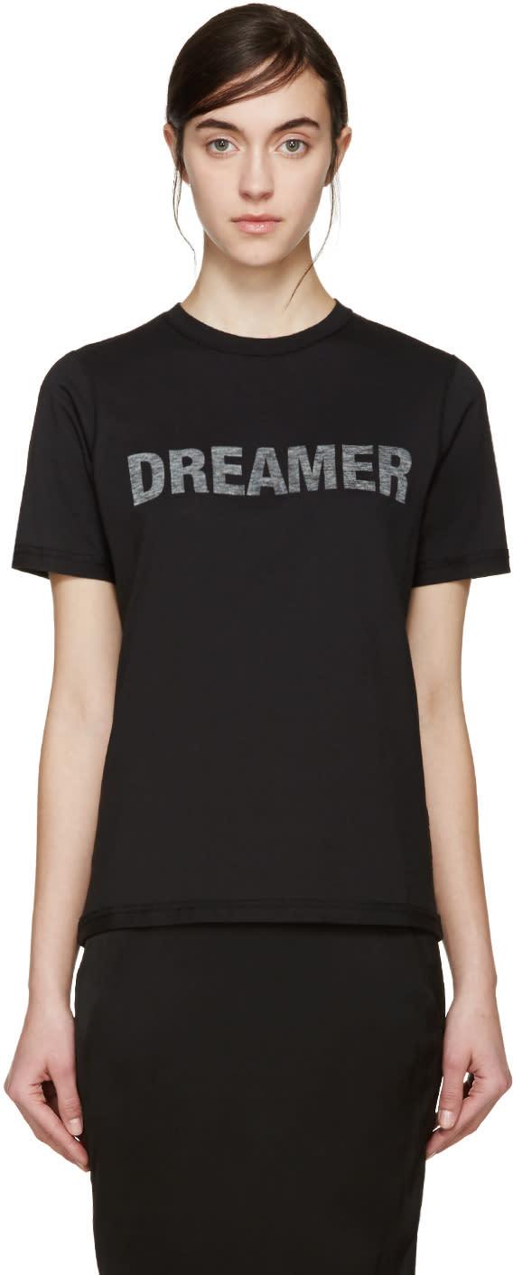 Yang Li Black dreamer T-shirt