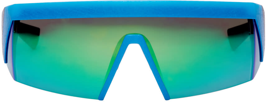 Mykita Blue Bernhard Willhelm Edition Vice Sunglasses