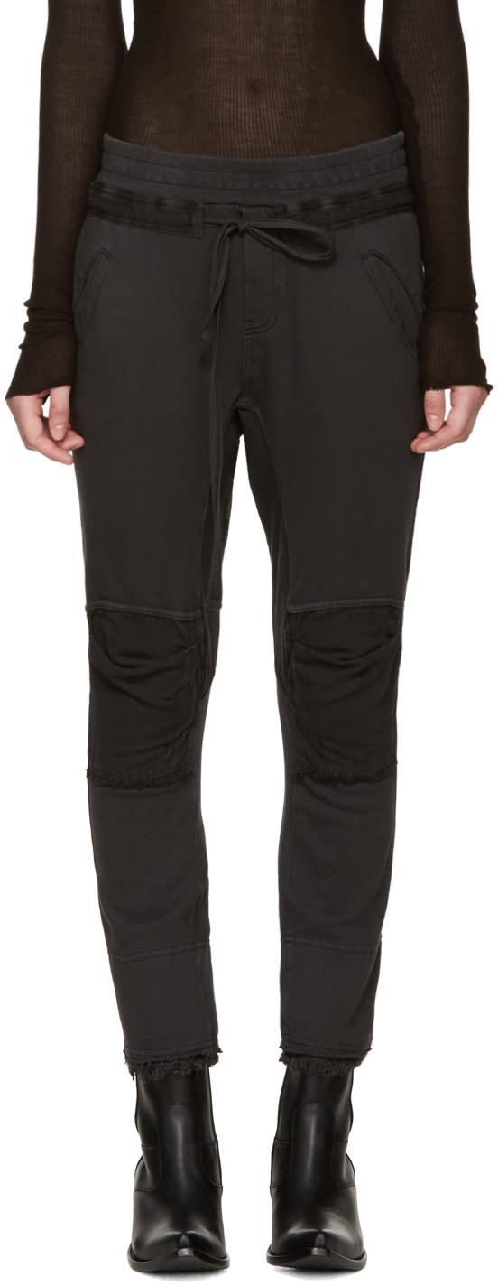 Haider Ackermann Grey Perth Lounge Pants