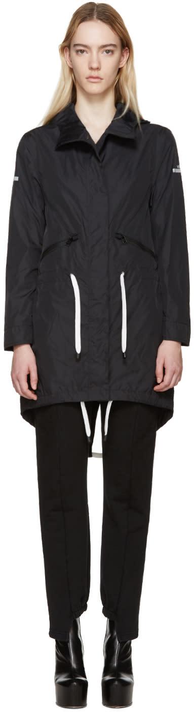 Hood By Air Black Nylon Refle Jacket