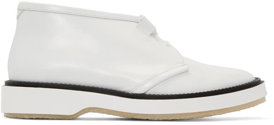 Adieu White Type 2c Desert Boots
