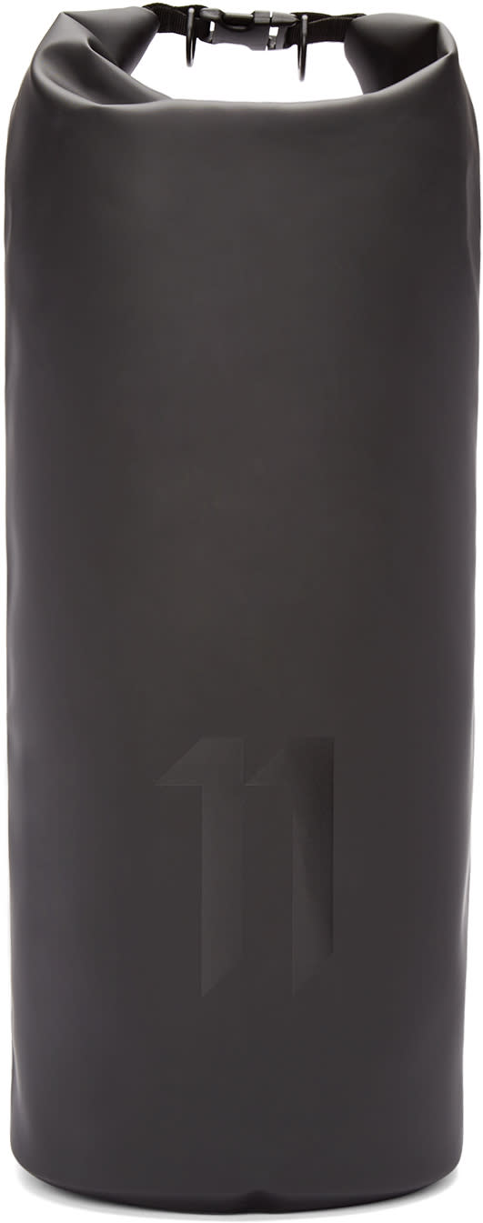 11 By Boris Bidjan Saberi Black Reflective 35l X-plorer Backpack