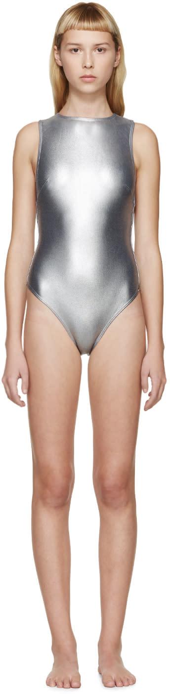 Prism Grey Samar One-piece Swimsuit