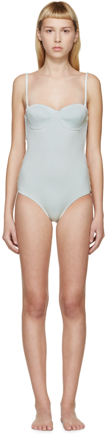 Prism Blue St. Barts One-piece Swimsuit