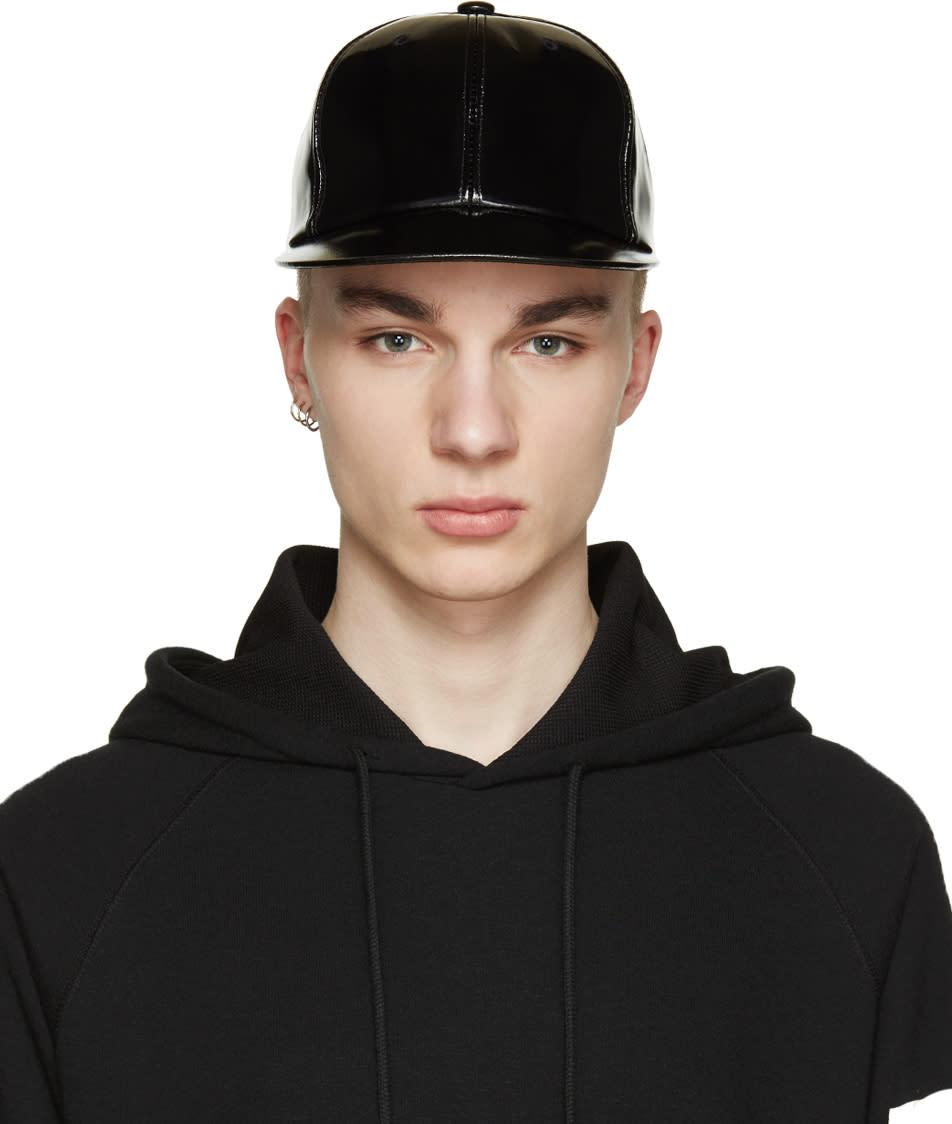 D By D Black Glossy Cap
