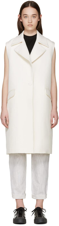 Harmony Cream Maude Vest