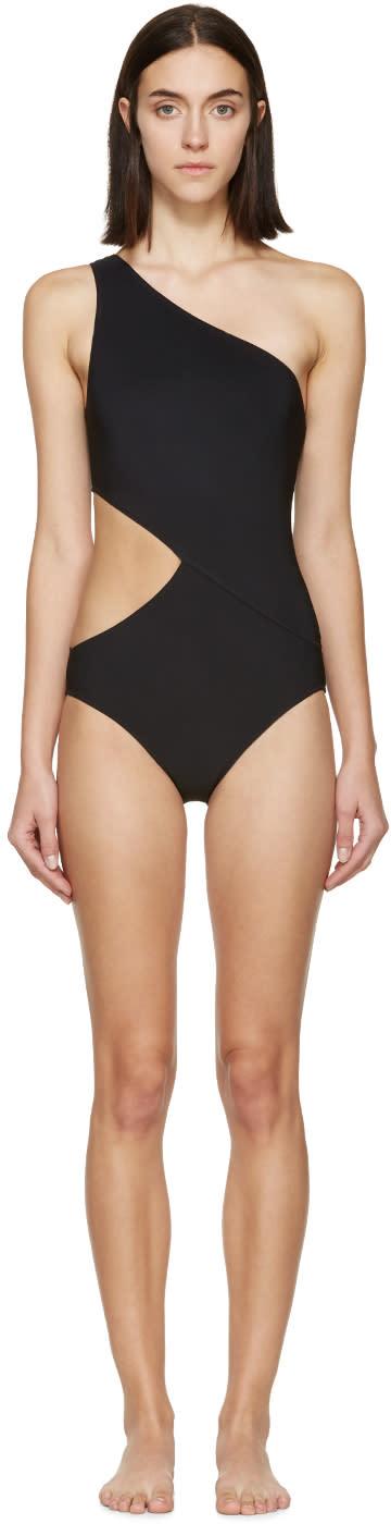 Araks Black Elmar Swimsuit
