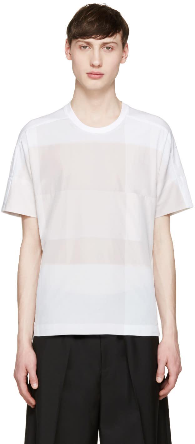 Stephan Schneider Tricolor Square T-shirt