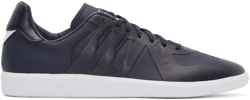 Adidas X White Mountaineering Navy Mountaineering Bw Trainers