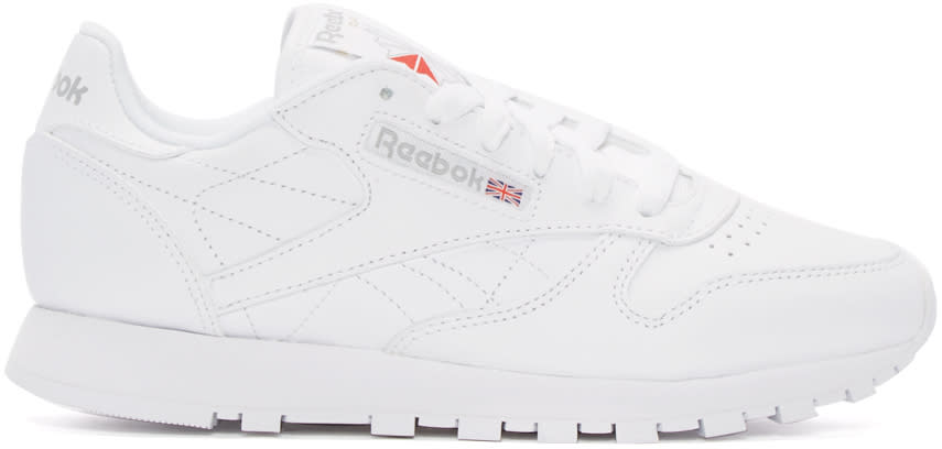 Reebok Classics White Classic Low-top Sneakers