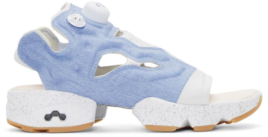 Reebok Classics White Joyrich Edition Joyrich Fury Sandals
