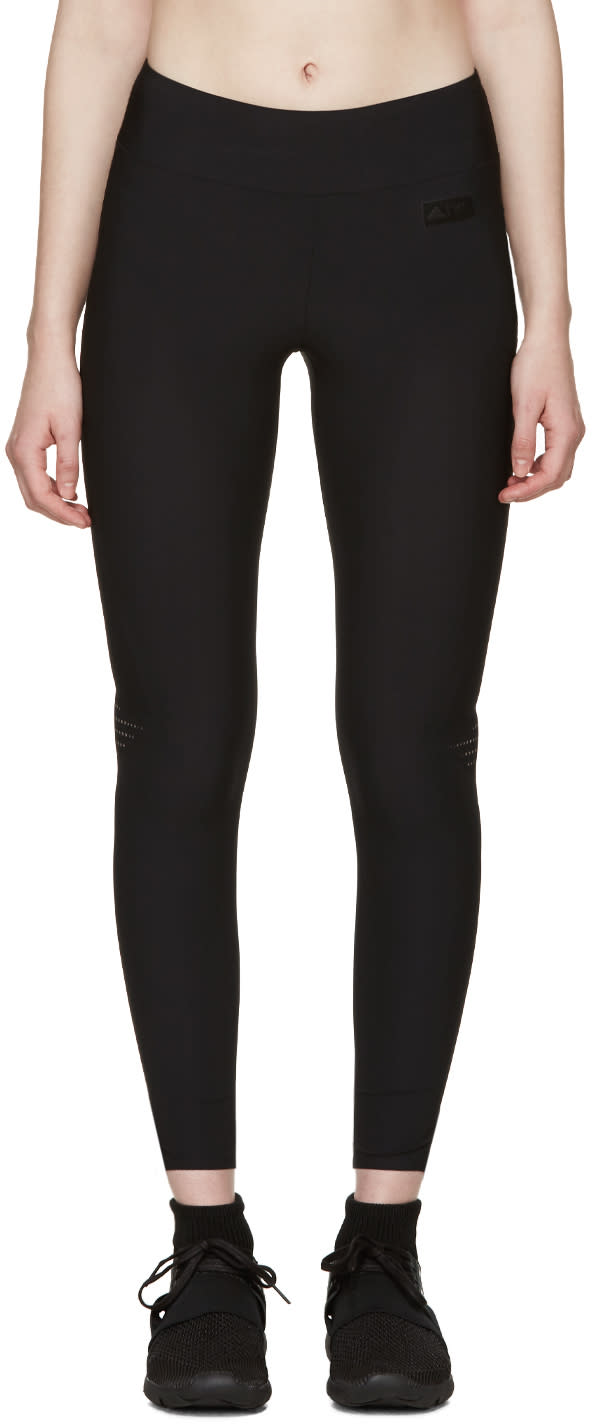 Y-3 Sport Black Ultralight Leggings