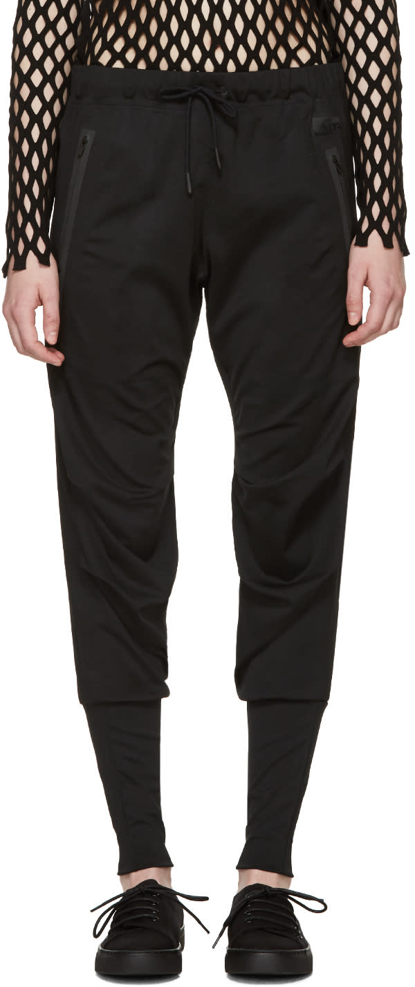Y-3 Sport Black Approach Lounge Pants