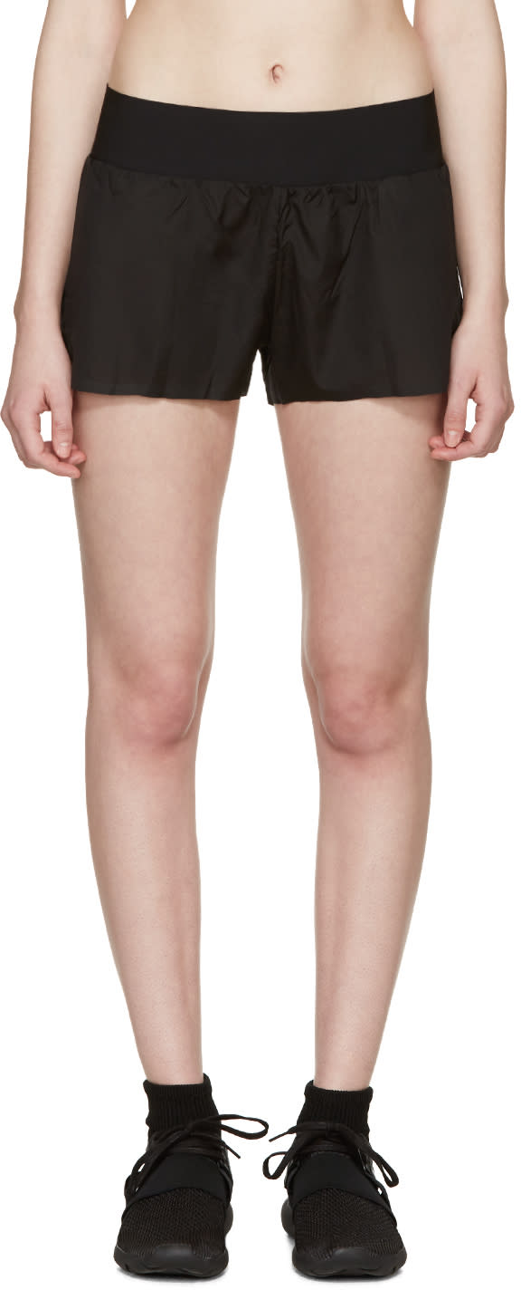 Y-3 Sport Black Ultralight Shorts