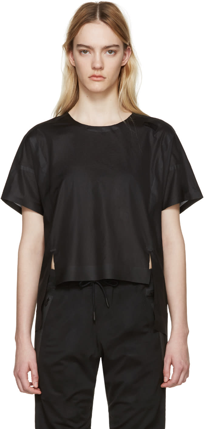 Y-3 Sport Black Box Cut Cooler T-shirt