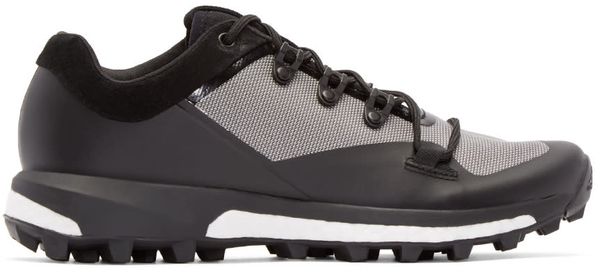 Y-3 Sport Black All Terrain Sneakers