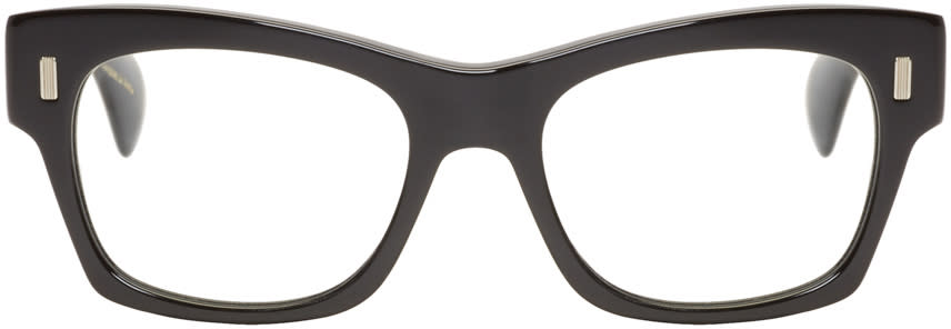 Oliver Peoples The Row Black 71st Street Optical Glasses