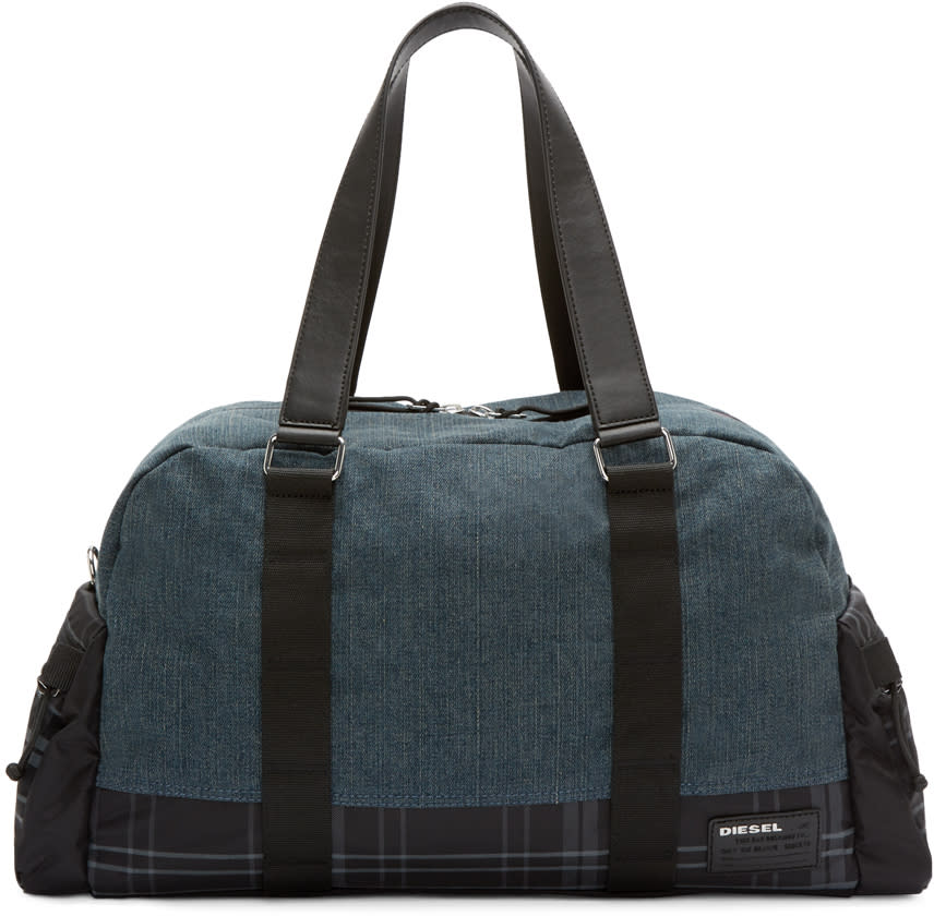 Diesel Navy De-yanki Duffle Bag