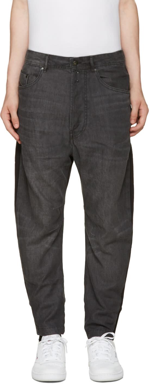 Diesel Grey D-narrot Jeans