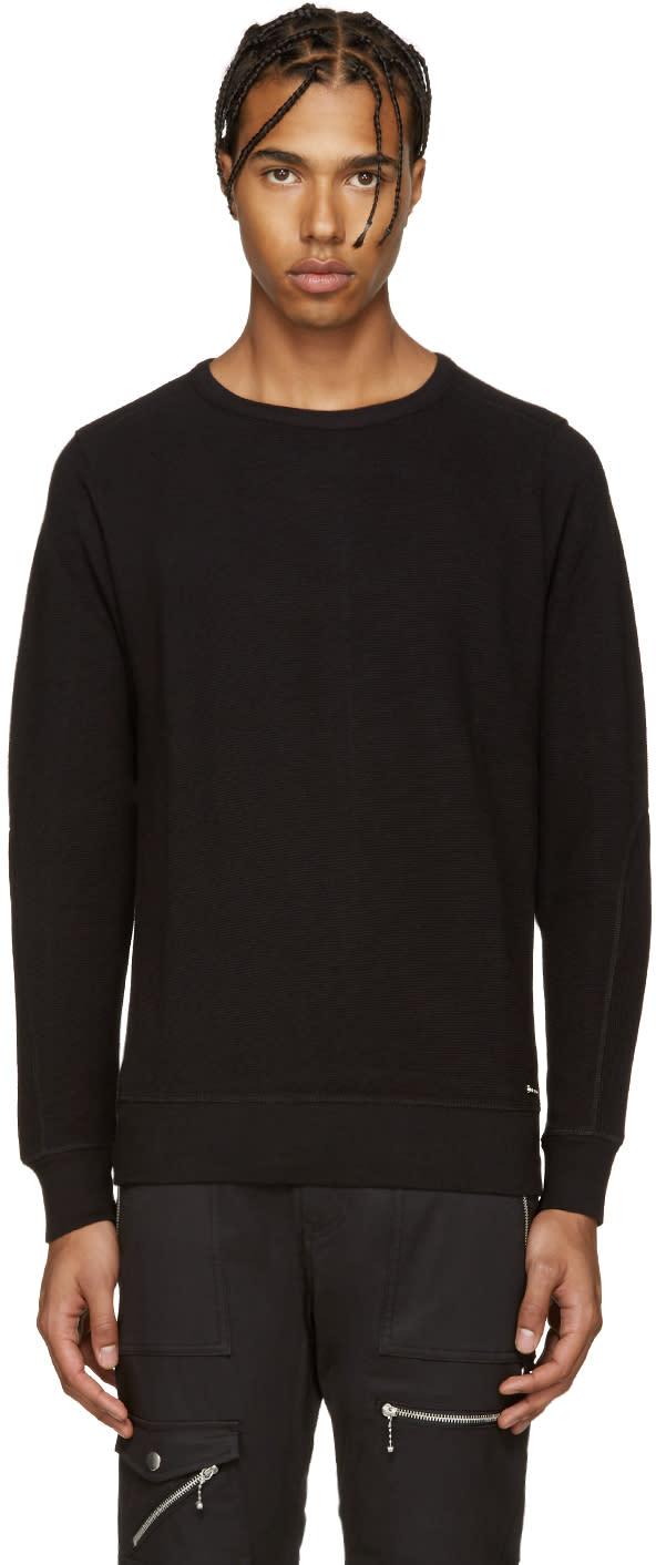 Diesel Black S-willard Pullover