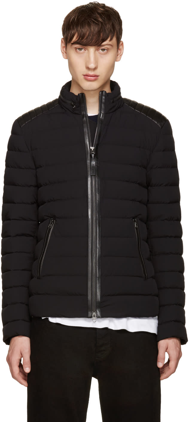 Mackage Black Down Osmar Jacket
