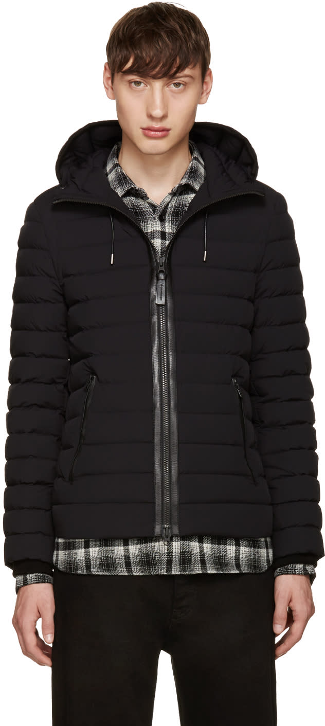Mackage Black Down Ozzy Jacket