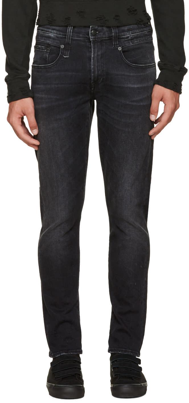 R13 Black Boy Jeans