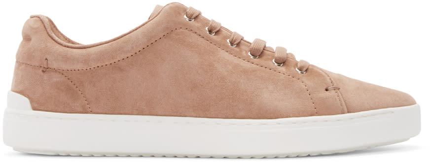 Rag and Bone Brown Suede Kent Sneakers