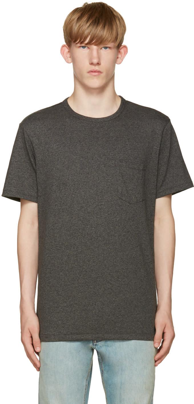 Rag and Bone Grey Standard Issue T-shirt