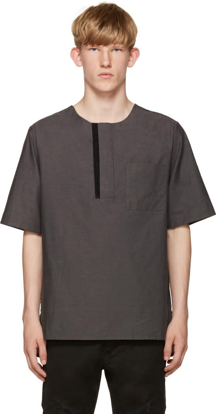 Public School Grey Mer T-shirt