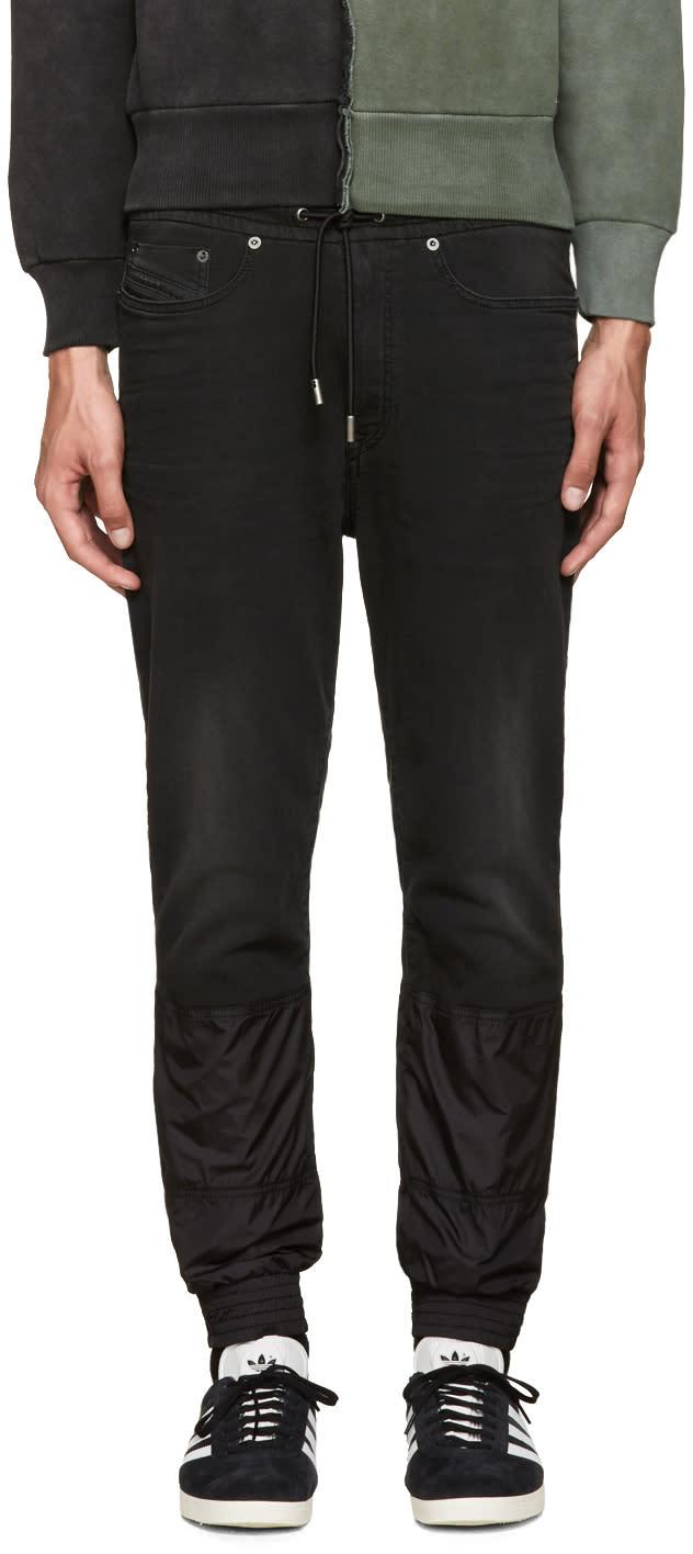 Diesel Black Gold Black Type-2633 Jeans