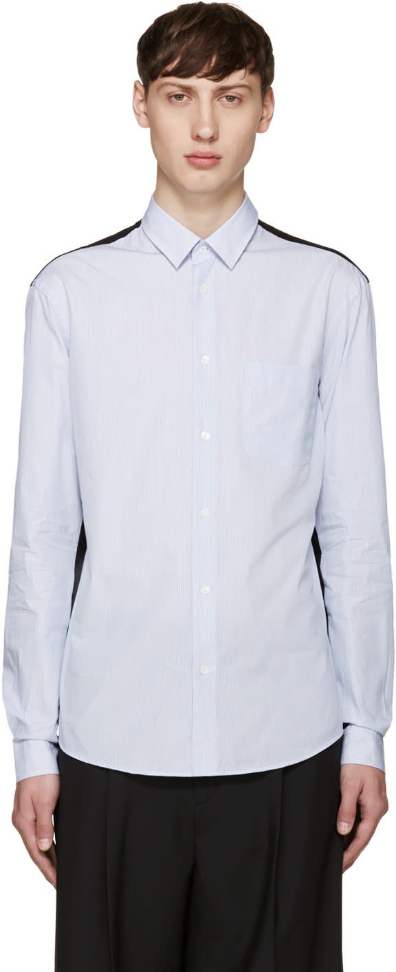 Mcq Alexander Mcqueen Multicolor Striped Shirt