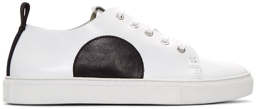 Mcq Alexander Mcqueen White Chris Sneakers